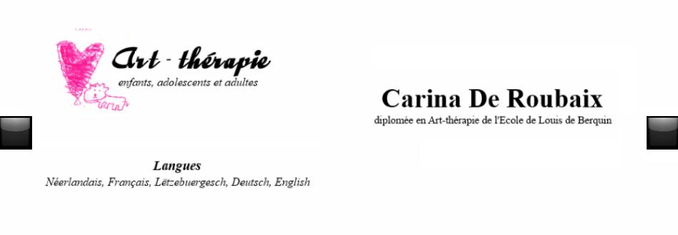 Carina De Roubaix - Art-thérapie